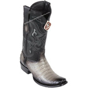 Men's King Exotic Caiman Belly Boots Dubai Toe Handcrafted 4798238