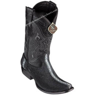 Men's King Exotic Stingray Boots Dubai Toe Handcrafted 4791105