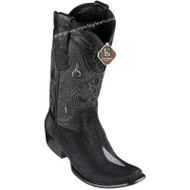 Men's King Exotic Stingray Boots Dubai Toe Handcrafted 4791205