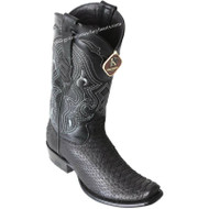 Men's King Exotic Python Boots Dubai Toe Handcrafted 479N5705