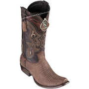 Men's King Exotic Teju Lizard Boots Dubai Toe Handcrafted 4790735