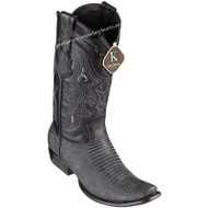 Men's King Exotic Teju Lizard Boots Dubai Toe Handcrafted 4790774