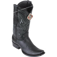 Men's King Exotic Sharkskin Boots Dubai Toe Handcrafted 4790905