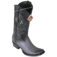 Men's King Exotic Sharkskin Boots Dubai Toe Handcrafted 4790938
