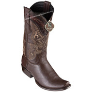 Men's King Exotic Elk Boots Dubai Toe Handcrafted 4795107