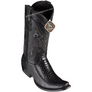 Men's King Exotic Python Boots With Deer Dubai Toe Handcrafted 479F5705
