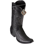 Men's King Exotic Python Boots With Deer Dubai Toe Handcrafted 479FN5705