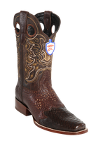 Wild Rodeo Toe Python Brown 2825707