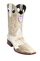 Wild Rodeo Toe Python Natural 2825749