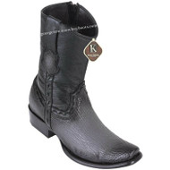 Men's King Exotic Sharkskin Boots Dubai Toe Handcrafted 479B0938