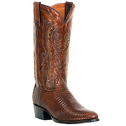 Dan Post Boots LIZARD Antique Tan DP2351R