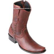 Men's King Exotic Leather Boots Dubai Toe Handcrafted 479B9940