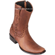 Men's King Exotic Leather Boots Dubai Toe Handcrafted 479B9951