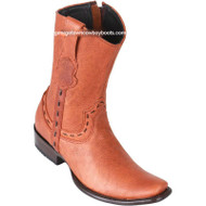Men's King Exotic Leather Boots Dubai Toe Handcrafted 479B2751