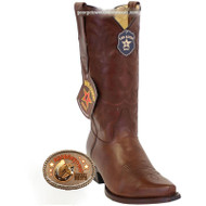 Men's Los Altos Snip Toe Genuine Leather Boots Handcrafted 943807