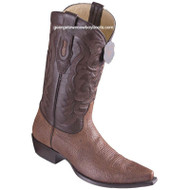 Men's Los Altos Bull Shoulder Boots Snip Toe Handcrafted 943107
