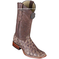 Men's Los Altos Genuine Pirarucu Fish Boots Handcrafted 8221065