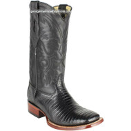 Men's Los Altos Teju Lizard Boots Square Toe Handcrafted 8220705