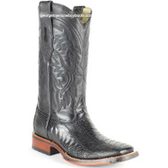 Men's Los Altos Ostrich Leg Boots With TPU And Leather Outsole 8260505