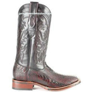 Men's Los Altos Ostrich Leg Boots With TPU And Leather Outsole 8260518