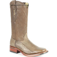 Men's Los Altos Ostrich Leg Boots With TPU And Leather Outsole 826G0507