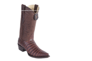 Men's Los Altos Caiman Belly Boots Snip Toe Handcrafted 9G8207