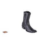 Men's King Exotic Genuine Ostrich Boots Dubai Toe Handcrafted 479B0305