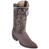 Men's Los Altos Teju Lizard Boots J Toe Handcrafted 990735
