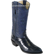 Men's Los Altos Genuine Eel J Toe Boots Handcrafted 990810