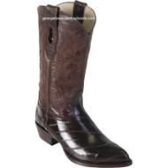 Men's Los Altos Genuine Eel J Toe Boots Handcrafted 990807