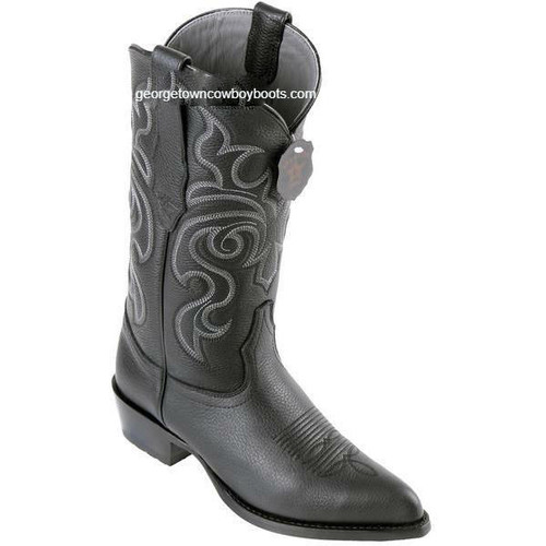 Men's Los Altos Leather Boots J Toe Handcrafted 992705
