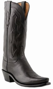 Lucchese Since 1883 Black Ranch Hand M5006