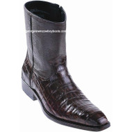 Men's Los Altos Caiman Belly Fashion Dress Boots 68B8207