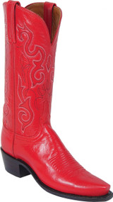 Lucchese Since 1883 Tristan Red Goat N4525