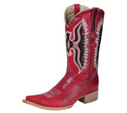Premier Eagle Rock Red Western Cowboy Boots