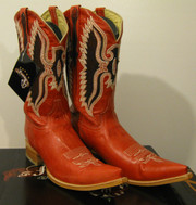 Eagle Rock western boots