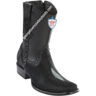 Men's Wild West Stingray Boots Dubai Toe Handcrafted 279B1205