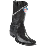 Men's Wild West Stingray With Deer Boots Dubai Toe Handcrafted 279BF1205