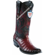 Men's Wild West Caiman Belly Boots Dubai Toe Handcrafted 2798243