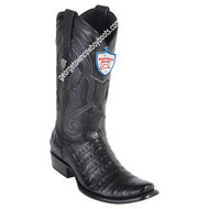 Men's Wild West Caiman Belly Boots Dubai Toe Handcrafted 2798205