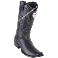 Men's Wild West Leather Boots Dubai Toe Handcrafted 2792705
