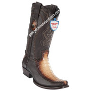 Men's Wild West Caiman Belly Boots Dubai Toe Handcrafted 279F8215