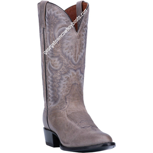 Dan Post Smoke Leather Boot DP2180