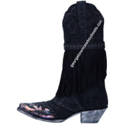 Dan Post Bed Of Roses Leather Boot DP4047