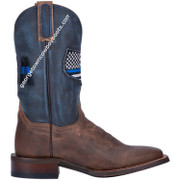 Dan Post Thin Blue Line Leather Boot DP4030