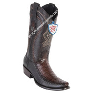 Men's Wild West Caiman Belly Boots Dubai Toe Handcrafted 279F8216