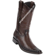 Men's Wild West Lizard Boots Square Toe Handcrafted 2740616
