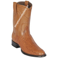 Men's Los Altos Lizard Roper Boots Handcrafted 690751