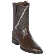Men's Los Altos Lizard Roper Boots Handcrafted 690707