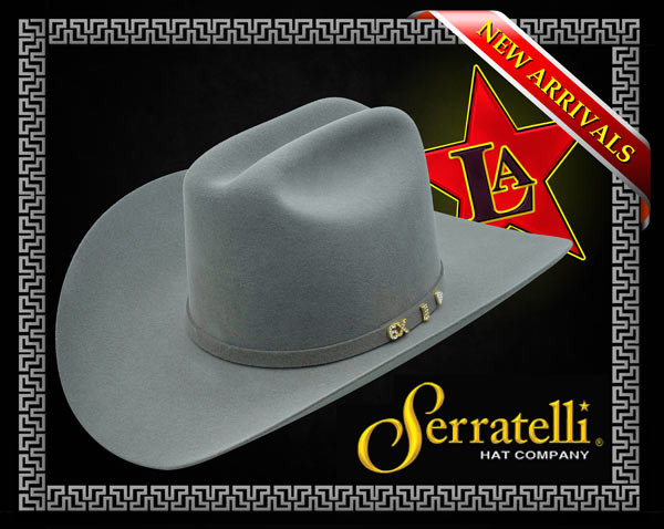 Serratelli Cowboy Western Hat 6X S Putty Color Style ... 49464c253fb